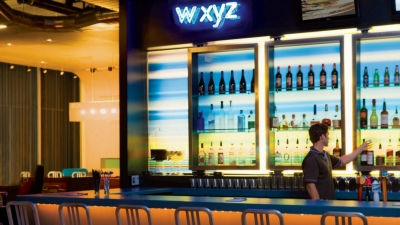 Asheville Bar: W XYZ